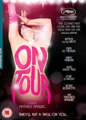 On Tour Online DVD Rental