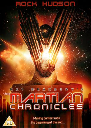 Martian Chronicles Online DVD Rental