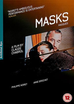 Rent The Essential Claude Chabrol: Vol.2: Masks (aka Masques) Online DVD Rental