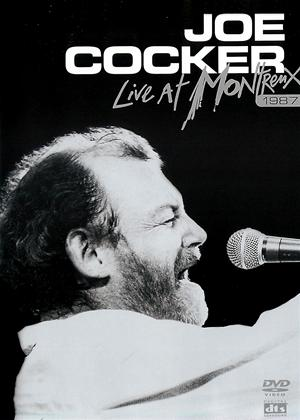 Joe Cocker: Live at Montreux 1987 Online DVD Rental