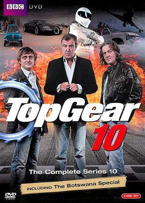 Top Gear: Series 10 Online DVD Rental