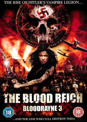 Rent The Blood Reich: Bloodrayne 3 Online DVD Rental