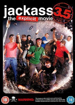 Jackass 3.5 Online DVD Rental