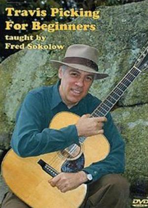 Rent Fred Sokolow: Travis Picking for Beginners Online DVD Rental