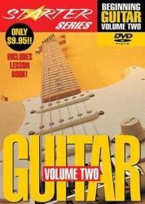 Rent Starter Series: Beginning Guitar: Vol.2 Online DVD Rental