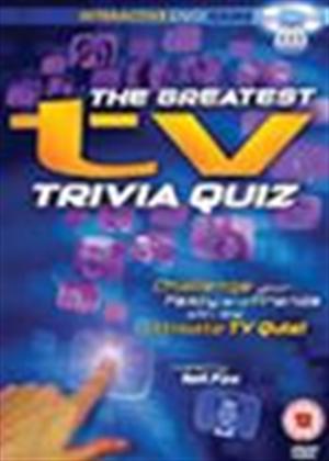 The Greatest TV Trivia Quiz Online DVD Rental