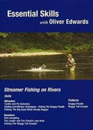 Rent Essential Skills: Streamer Fishing on Rivers Online DVD Rental