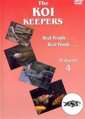 Rent The Koi Keepers: Vol.4 Online DVD Rental