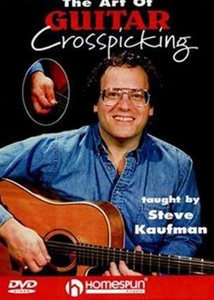 Rent The Art of Guitar Crosspicking Online DVD Rental
