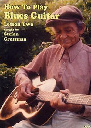 Rent How to Play Blues Guitar Lesson 2 Online DVD Rental