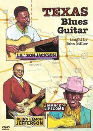 Rent Texas Blues Guitar Online DVD Rental