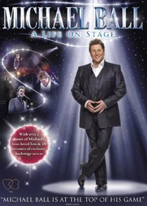 Rent Michael Ball: A Life on Stage Online DVD Rental