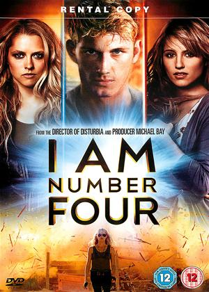 I Am Number Four Online DVD Rental