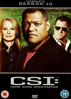CSI: Series 10 Online DVD Rental