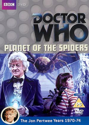 Doctor Who: Planet of the Spiders Online DVD Rental
