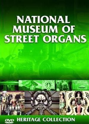 Heritage: National Museum of Street Organs Online DVD Rental