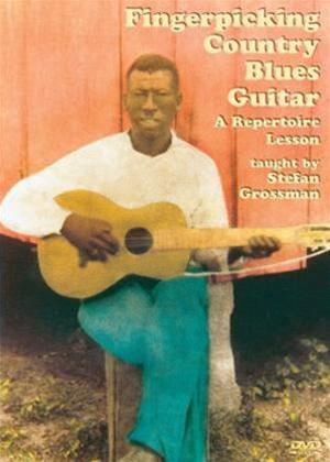 Fingerpicking Country Blues Guitar Online DVD Rental