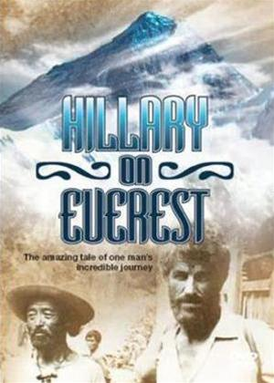 Hilary on Everest Online DVD Rental