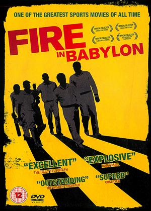 Fire in Babylon Online DVD Rental