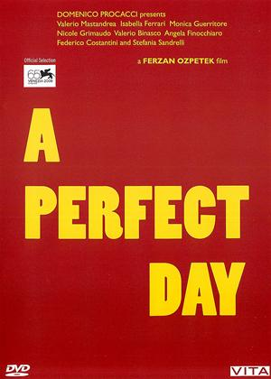 Rent A Perfect Day (aka Un giorno perfetto) Online DVD Rental