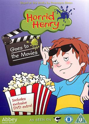 Rent Horrid Henry: Horrid Henry Goes to the Movies Online DVD Rental