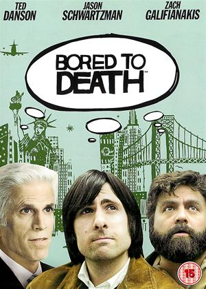 Rent Bored to Death: Series 1 Online DVD Rental