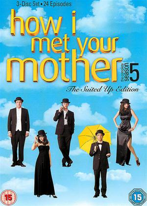 Rent How I Met Your Mother: Series 5 Online DVD Rental