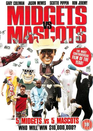 Rent Midgets Vs. Mascots Online DVD Rental
