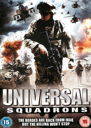 Universal Squadrons Online DVD Rental