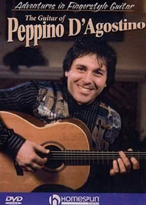 The Guitar of Peppino D'Agostino Online DVD Rental