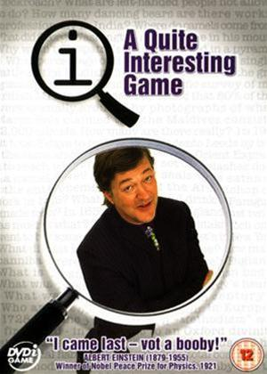 Rent QI Interactive: A Quite Interesting Game Online DVD Rental