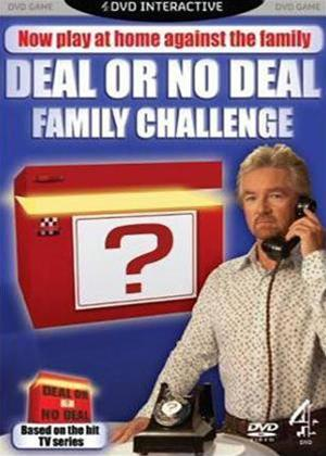 Deal or No Deal: Family Challenge Online DVD Rental