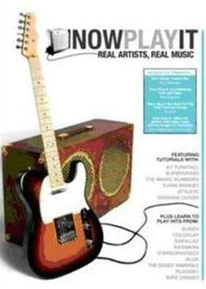 Now Play It: Guitar Tutorials Online DVD Rental