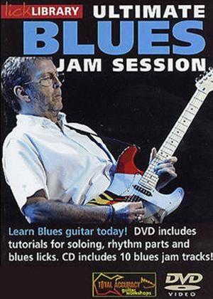 Rent Ultimate Blues Jam Session Online DVD Rental