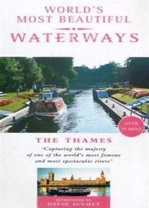 Rent World's Most Beautiful Waterways: The Thames Online DVD Rental