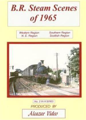 Rent B.R. Steam Scenes of 1965 Online DVD Rental