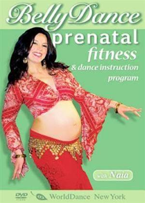 Belly Dance: Prenatal Fitness Online DVD Rental