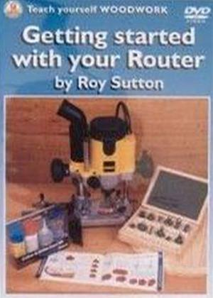 Rent Getting Started with your Router Online DVD Rental