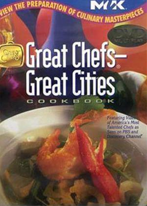Rent Great Chefs: Great Cities Cookbook Online DVD Rental