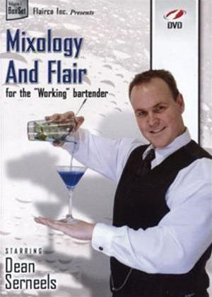 Rent Mixology and Flair for the Working Bartender Online DVD Rental