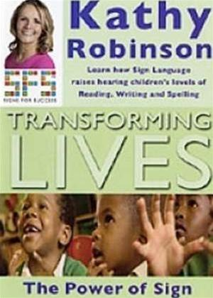 Signing: Transforming Lives: The Power of Sign Online DVD Rental