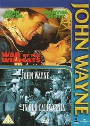 War of the Wildcats/In Old California Online DVD Rental