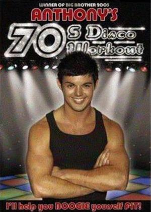 Rent Anthony's 70s Disco Workout Online DVD Rental
