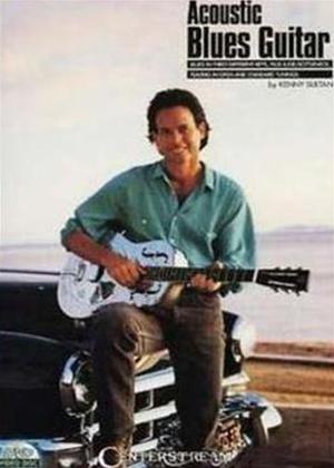 Rent Acoustic Blues Guitar: Blues in Three Different Keys Online DVD Rental