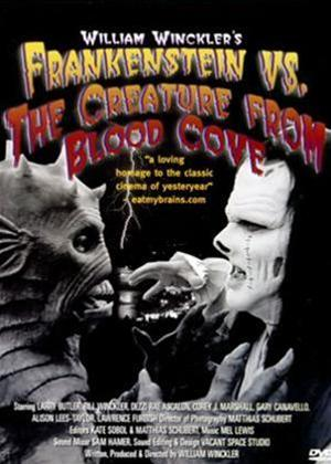 Rent Frankenstein Vs. the Creature from Blood Cove Online DVD Rental
