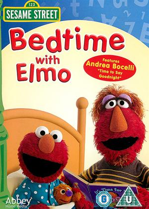 Bedtime with Elmo Online DVD Rental