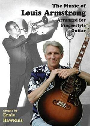 Rent The Music of Louis Armstrong Arranged for Fingerstyle Guitar Online DVD Rental