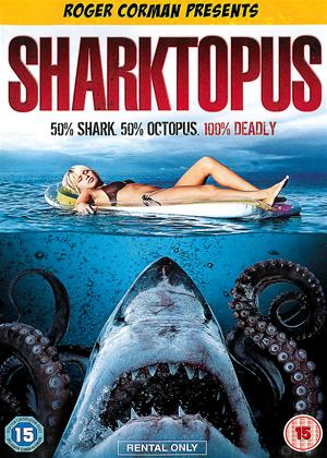 Rent Sharktopus Online DVD Rental