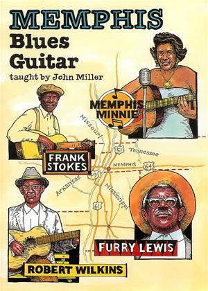 Memphis Blues Guitar Online DVD Rental