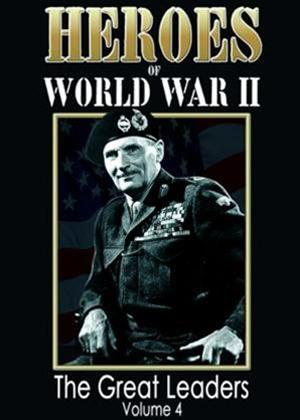 Heroes of World War 2: Great Leaders: Vol.4 Online DVD Rental